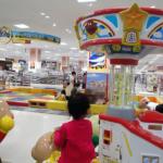 ららぽーと横浜のイトーヨーカドーは子供美容院はじめ、子供向けサービスが充実