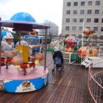 子供と行く横浜高島屋 屋上の遊び場やキッズフロアのレビュー