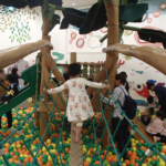 大混雑のキドキド武蔵小杉で遊ぶ(平日の午後利用)