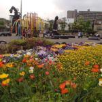 大田区 タイヤ公園 西六郷公園 タイヤだらけの公園は超楽しい場所だった!