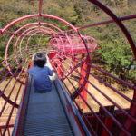 平日のアンデルセン公園ワンパク王国で遊び尽くす!アスレチックや大型遊具がいっぱい!