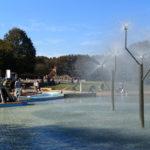 ふなばしアンデルセン公園 秋なのに水遊び&動物とも触れ合える