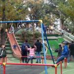 外苑にこにこパークは東京港区のおすすめ遊び場の一つ