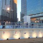 子どもと東京ミッドタウンでスケートを楽しみました!