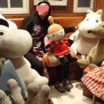 ムーミンカフェ ソラマチ店(東京スカイツリー)で子どもとランチ