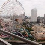 横浜ベイホテル東急 エグゼクティブツインパークビューに泊まったよ。