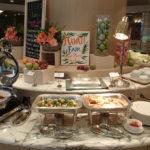 京王プラザホテル八王子で朝食ビュッフェをいただく