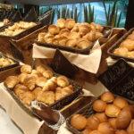 新宿京王プラザホテルの樹林で朝食ビュッフェを頂きました