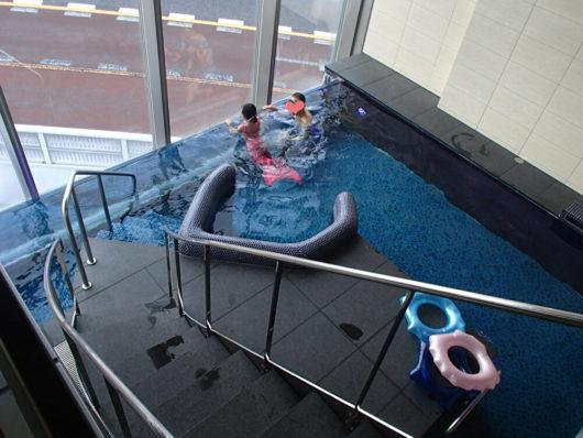 Nホテル ラグジュアリープールスイート プライベートプール