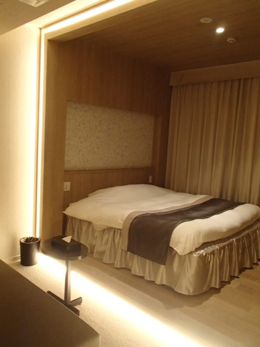 Nホテル ラグジュアリープールスイート 2つ目のベッドルーム