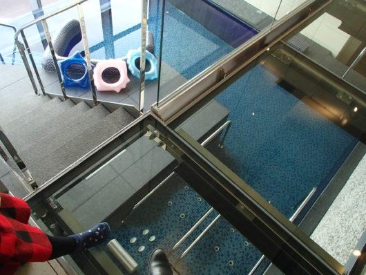 Nホテル 客室備品 浮き輪