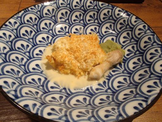 蓼科親湯温泉 夕食 魚料理