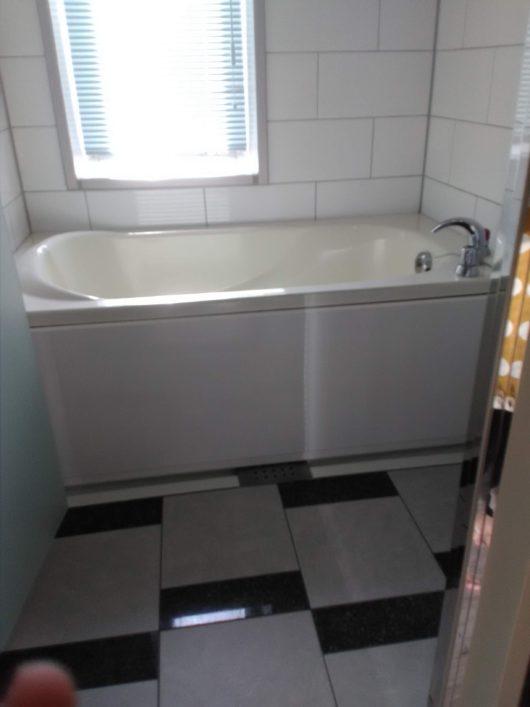 スーペリアコーナールーム バスルーム
