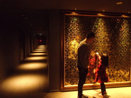 Nホテル エレベーターホール