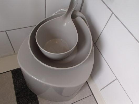 ホテルユニバーサルポート 腰掛け・洗い桶