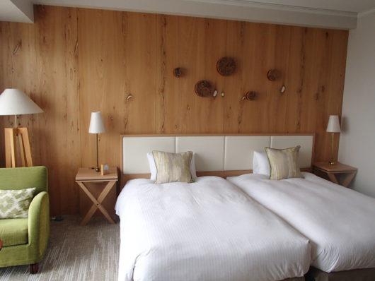 琵琶湖ホテル スーペリアルーム