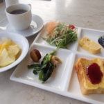琵琶湖ホテル宿泊記 朝食ブッフェと夕食、そして温泉について