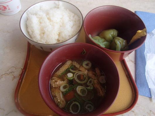琵琶湖ホテル 朝食ブッフェ パパのお皿 おかわり分