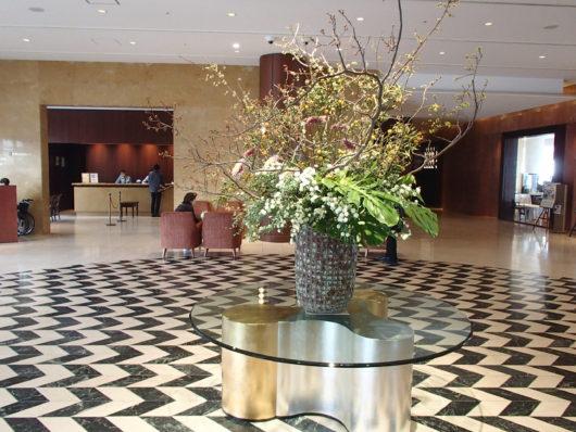 琵琶湖ホテル ロビー