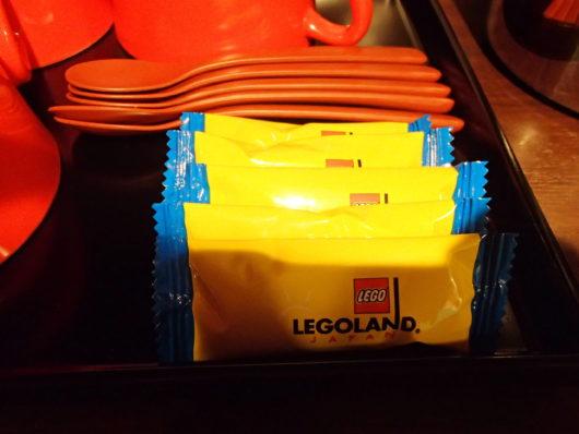 レゴランドホテル クッキー
