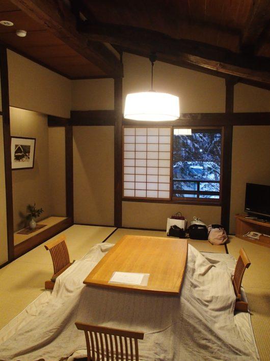 三水館 客室『休石』 和室