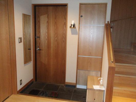 箱根・翠松園 客室の様子【玄関】