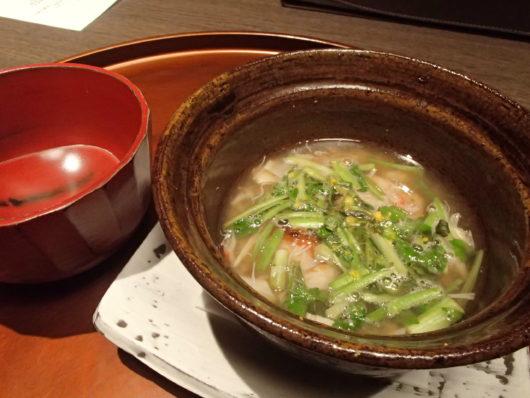 箱根・翠松園 夕食 強肴