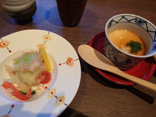 箱根・翠松園 朝食 和食・洋食共通料理
