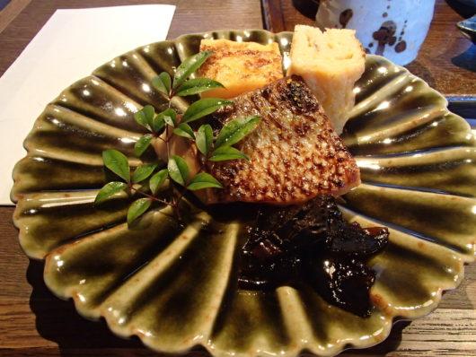 箱根・翠松園 朝食(和食)